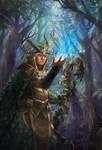 Mystic Vale: Vale of Magic cover
