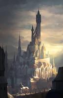 Edge of Darkness: City Watch by Alayna