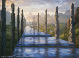 Magic the Gathering: Path of Ancestry by Alayna