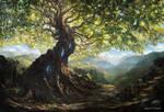 Yggdrasil, Life Tree