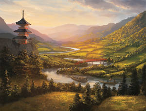 L5R- River of Gold