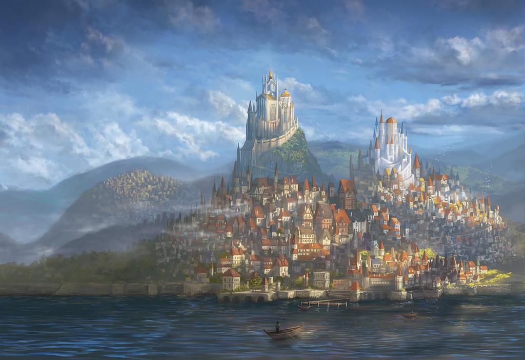 Aldis, City of the Blue Rose