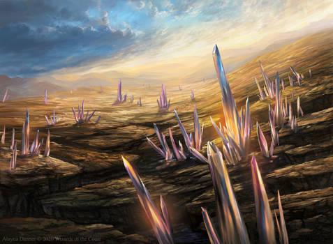 Magic: The Gathering- Ikoria Plains