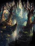 Verdant Catacombs from Magic: The Gathering