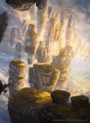 Pillarverge Pathway from Magic: The Gathering
