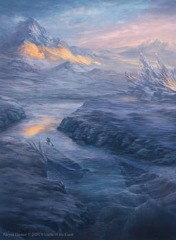 Clearwater Pathway from Magic: The Gathering
