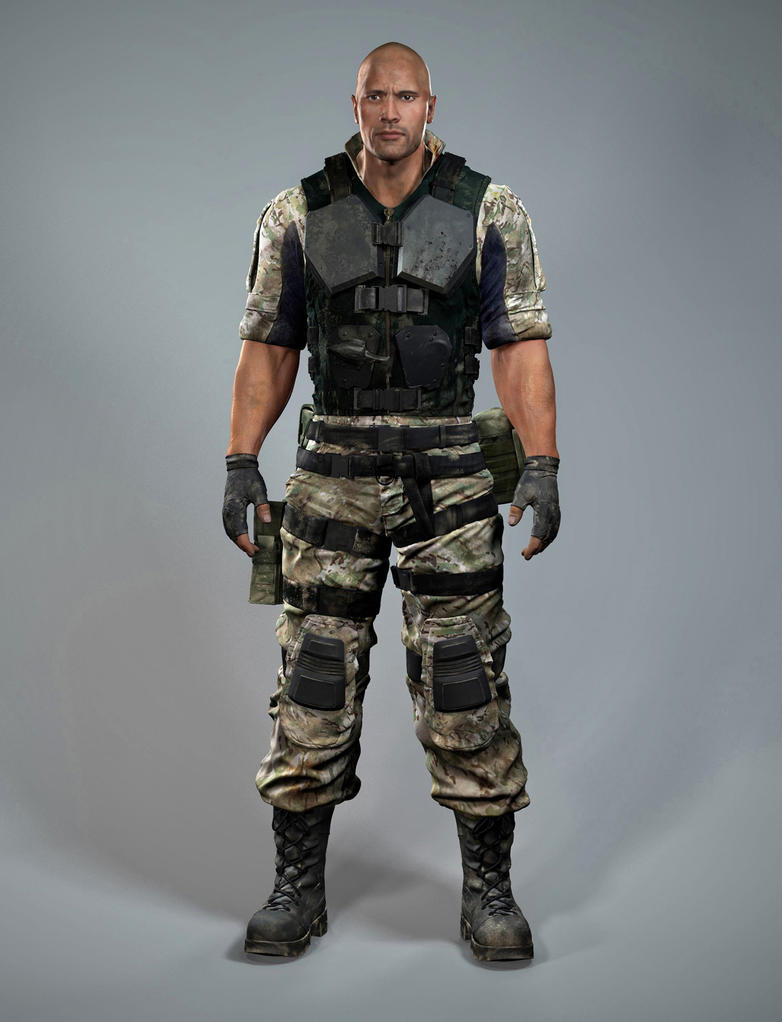 Soldier_G.I.JOE by Rishi-Raj