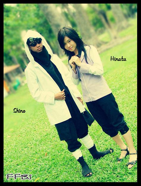 Shino - Hinata 02 by klausious