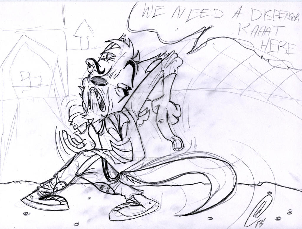 The Spawn of Satan by SirElliot24