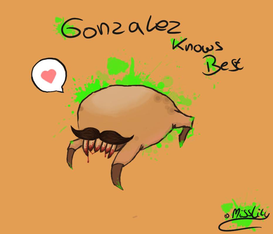 Gonzalez Knows Best