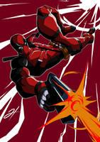 Deadpool by jack-tinx