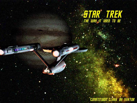 Star Trek: The Way It Used to