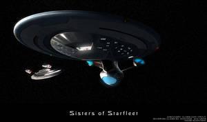 Sisters of Starfleet