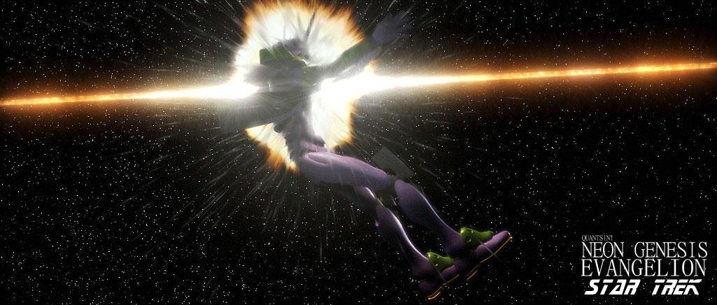 Evangelion Unit-01 Destroyed by quantsini