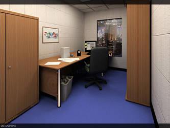 An indoor office