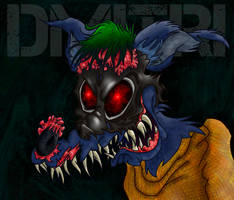 DMITRI (art trade) by Ripperfangs