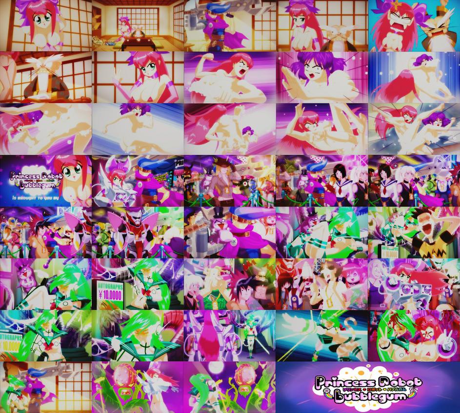 gta 5 princess robot bubblegum anime by tehehehy on deviantart