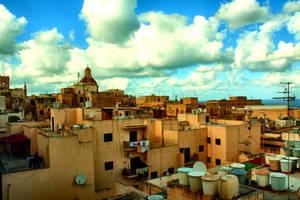 Valletta Rooftops 2 by hvwn