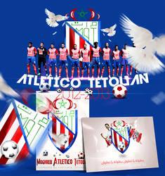 Atletico Tetouan 2012/2013 Portfolio
