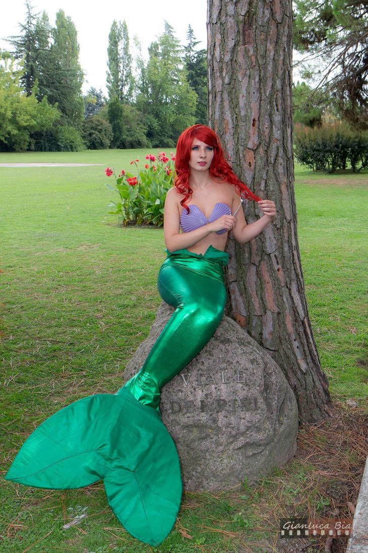 The Little Mermaid: Ariel by DollsForMyUme