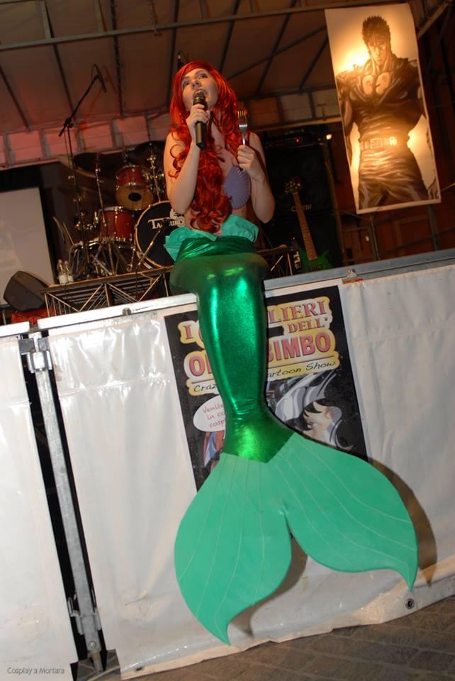 .Ariel on Stage. by DollsForMyUme