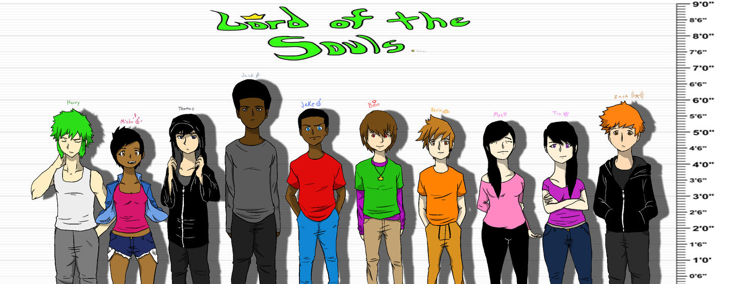 The Usual Suspects by LordofTheSouls