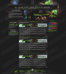 Vendetta-Gaming AzerCMS Template