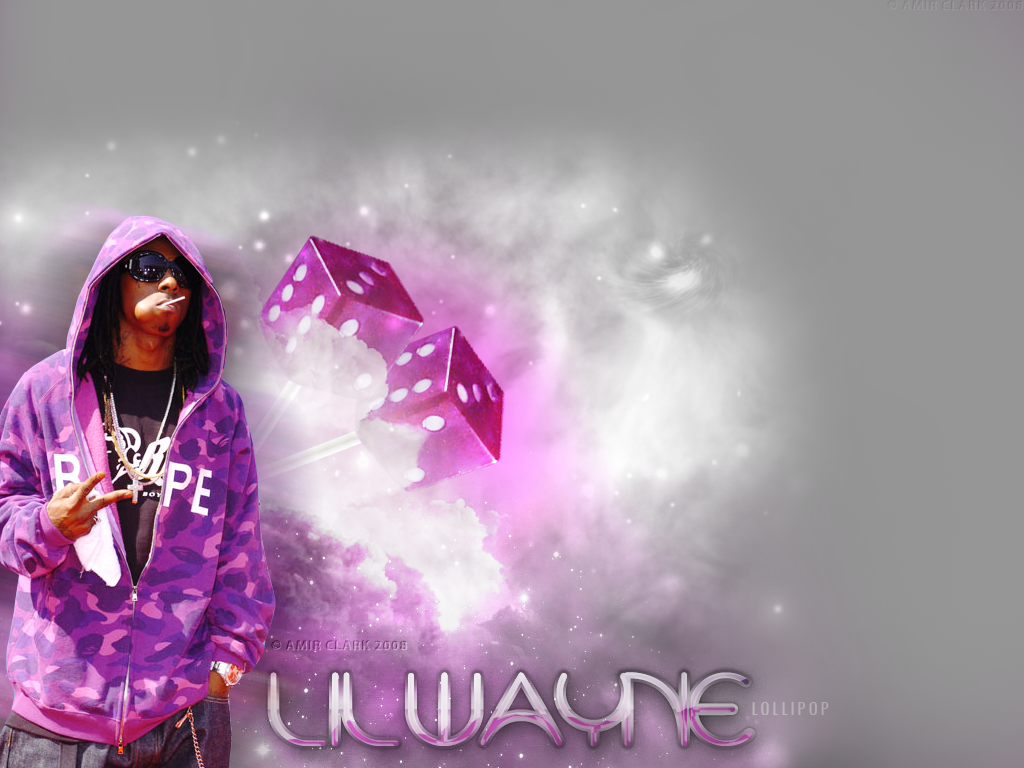 Lil Wayne Lollipop Wallpaper By Amirclark On Deviantart
