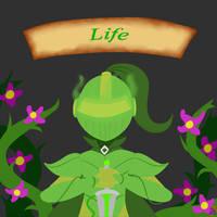 The Astro Knight of Life by BlazingAngel123