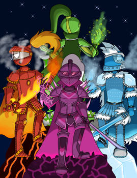 The 4 Knights