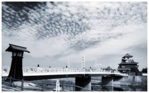 Kiyosu's rainbow bridge by jyoujo
