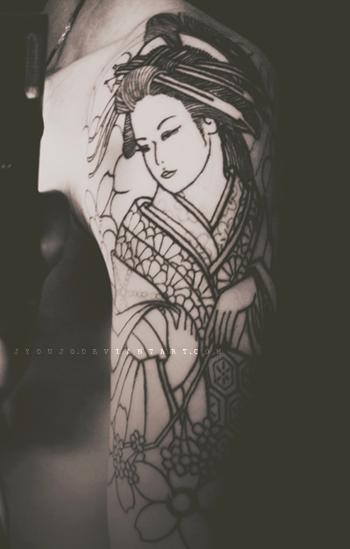 sleeve piece by jyoujo