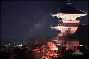 Kyoto's Starlights by jyoujo