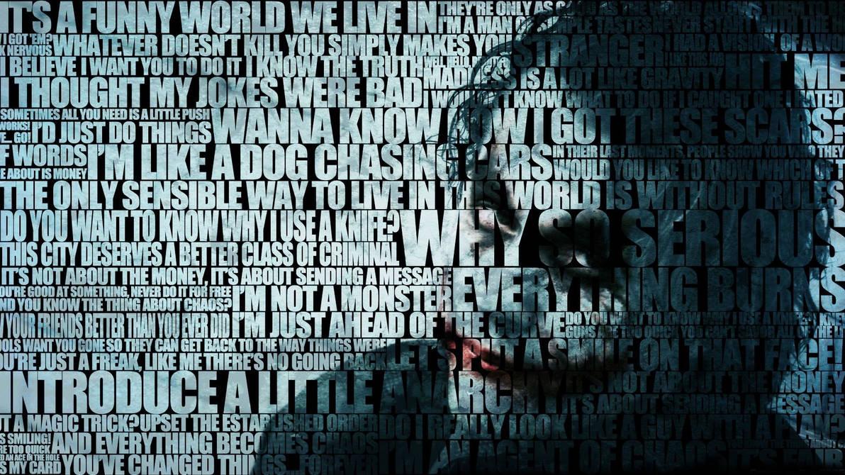 Smiling Joker Wallpaper
