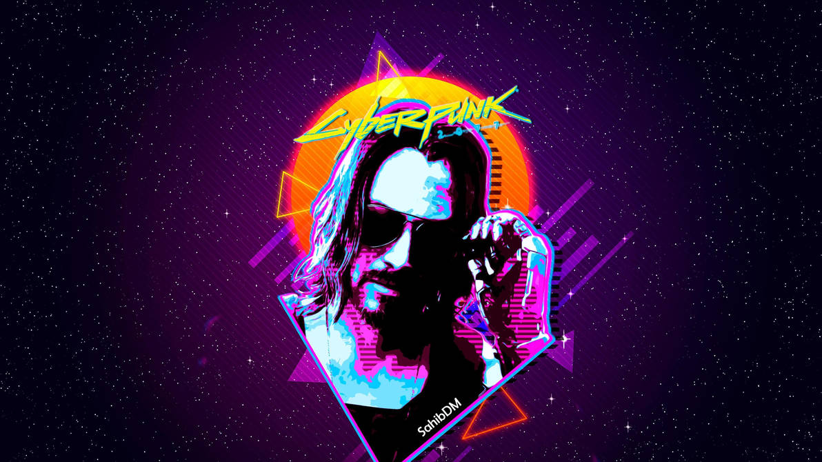 Keanu Reeves Cyberpunk 2077 2020 Wallpaper Hd 4k