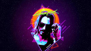 Keanu Reeves Cyberpunk 2077 (2020) Wallpaper HD 4k