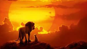 The Lion King (2019) Wallpaper HD 4k