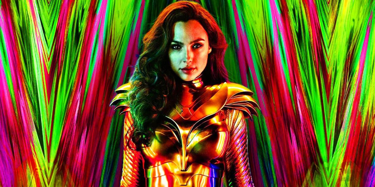 Wonder Woman 1984 (2020) Wallpaper HD 4k