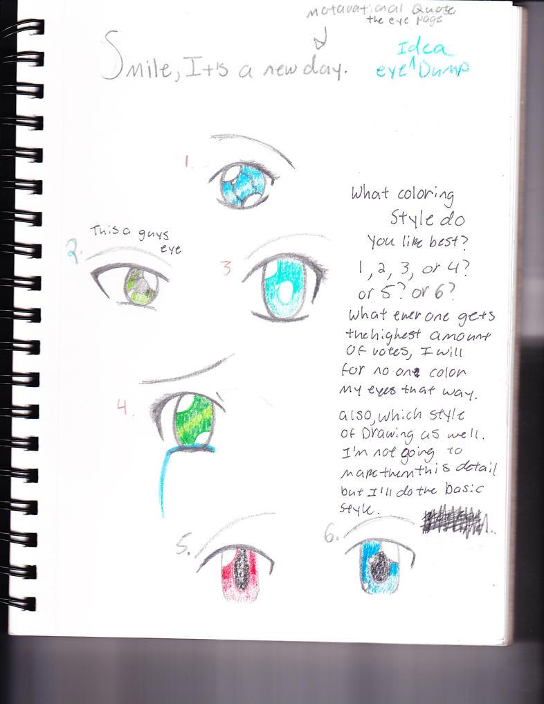 Eyes by EmpatheticMortalAnge