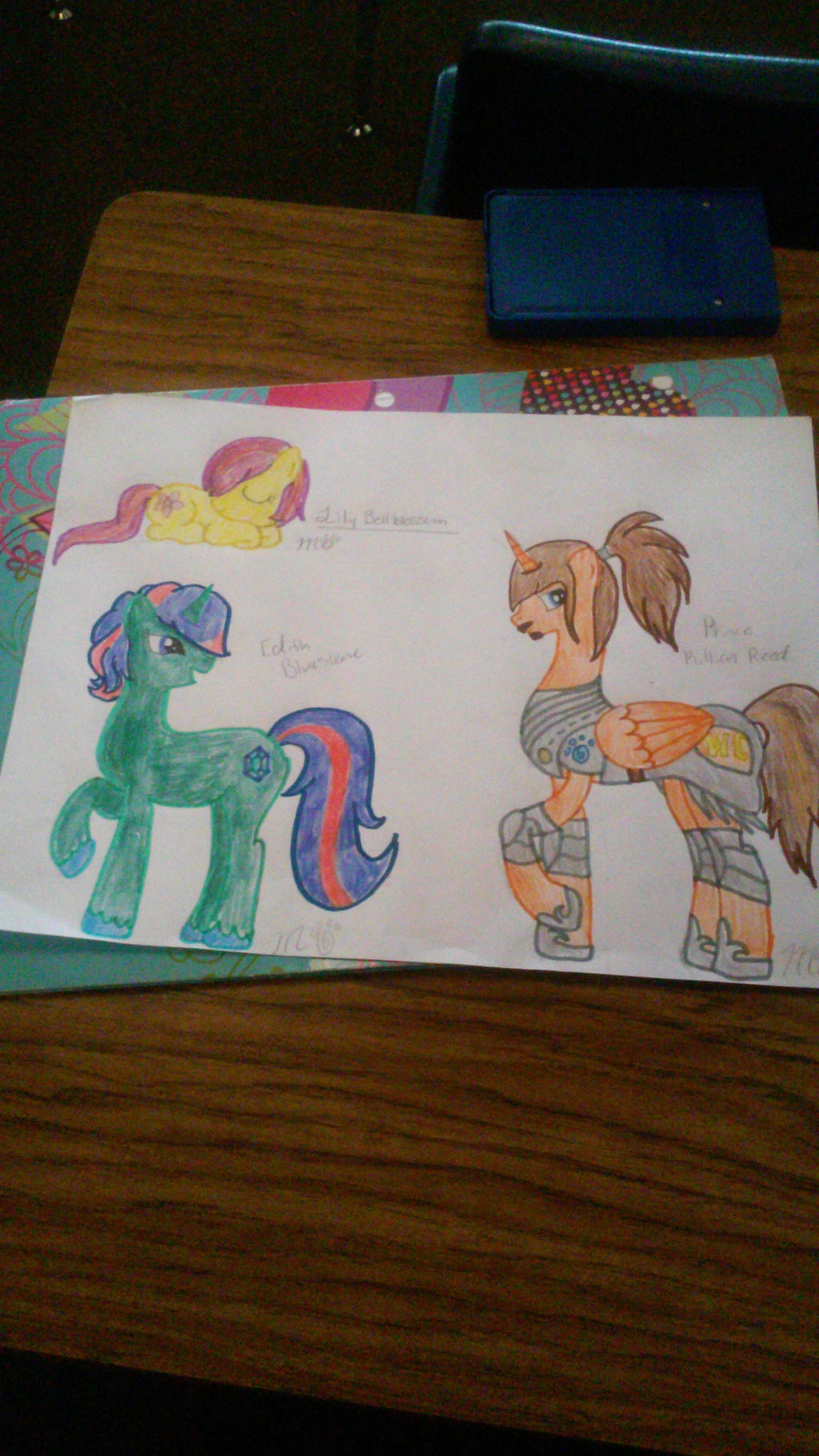 Ponies.... by EmpatheticMortalAnge