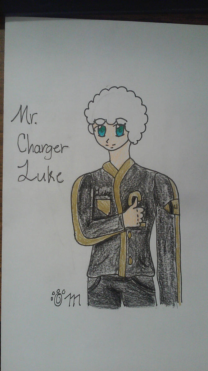 A tribute to Mr. Charger Luke by EmpatheticMortalAnge