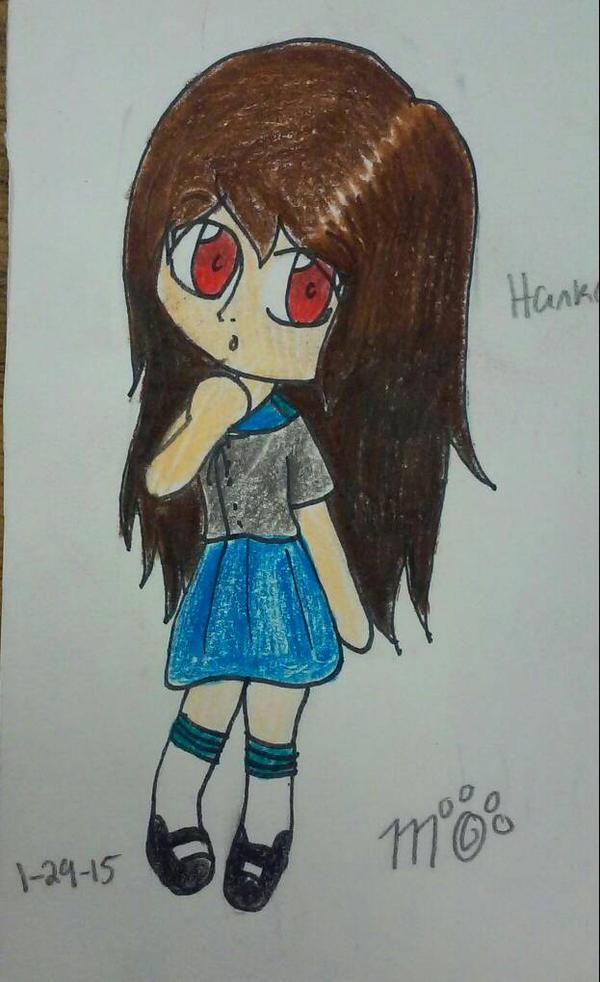 Little Hanako by EmpatheticMortalAnge