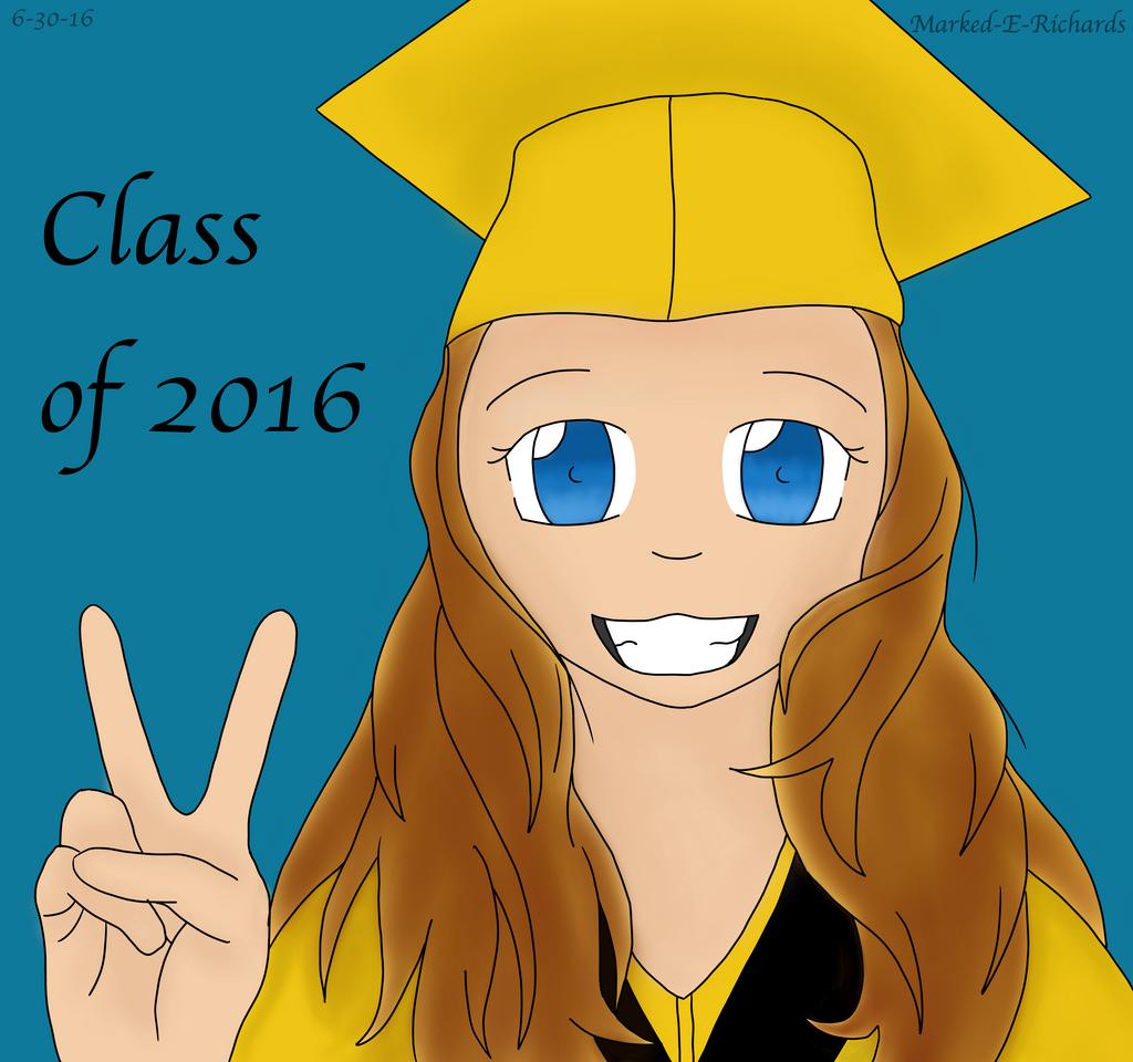 Graduation by EmpatheticMortalAnge