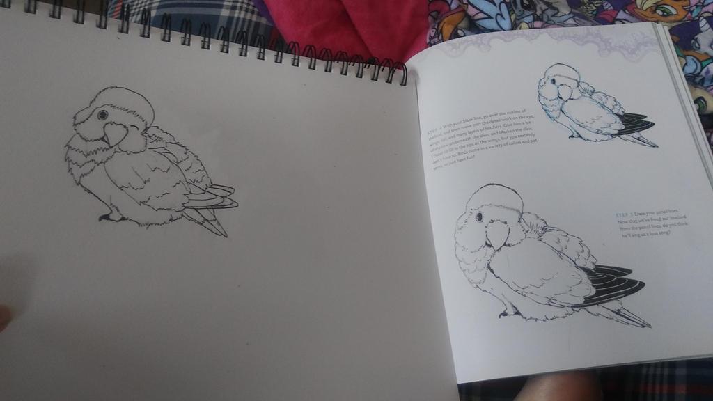 Little birdy. by EmpatheticMortalAnge