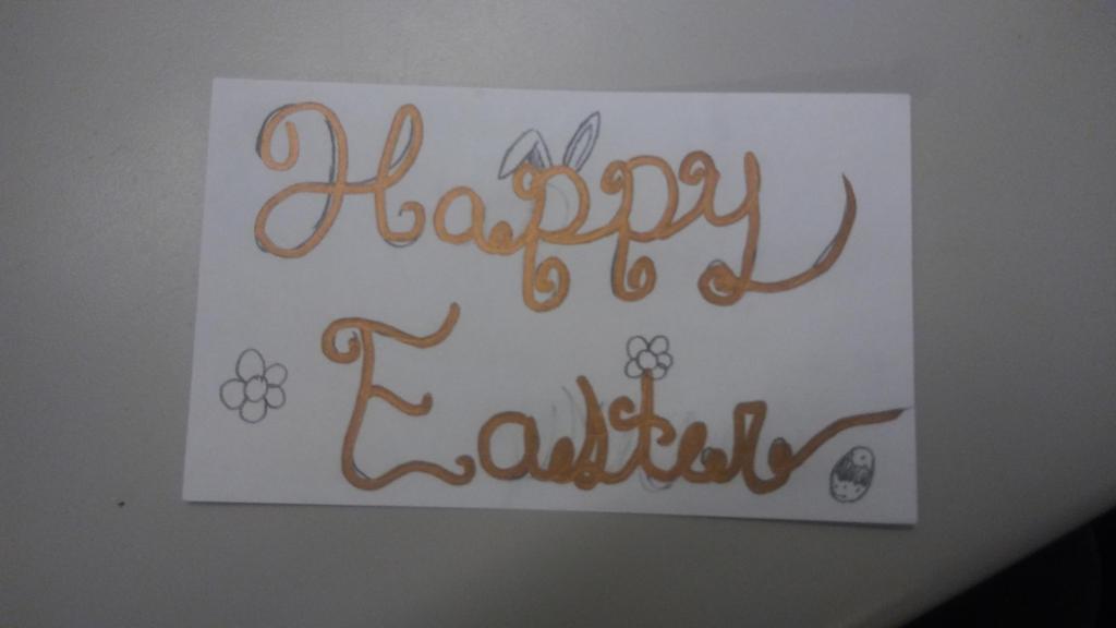 Happy Easter by EmpatheticMortalAnge