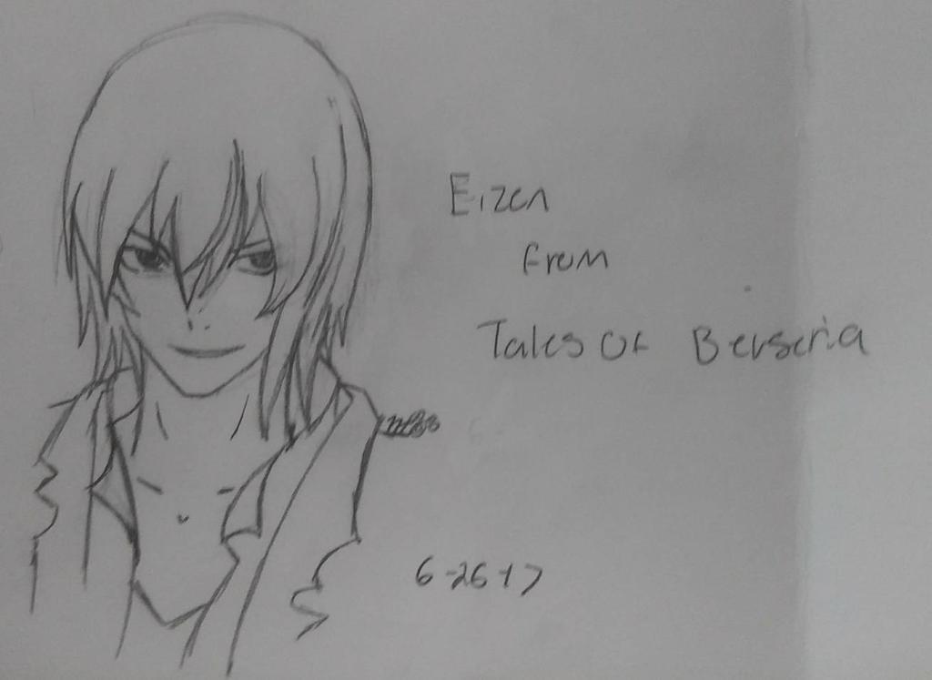 Eizen from TOB by EmpatheticMortalAnge