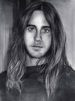 Jared Leto-Hephaistion :Done: by kleinmeli