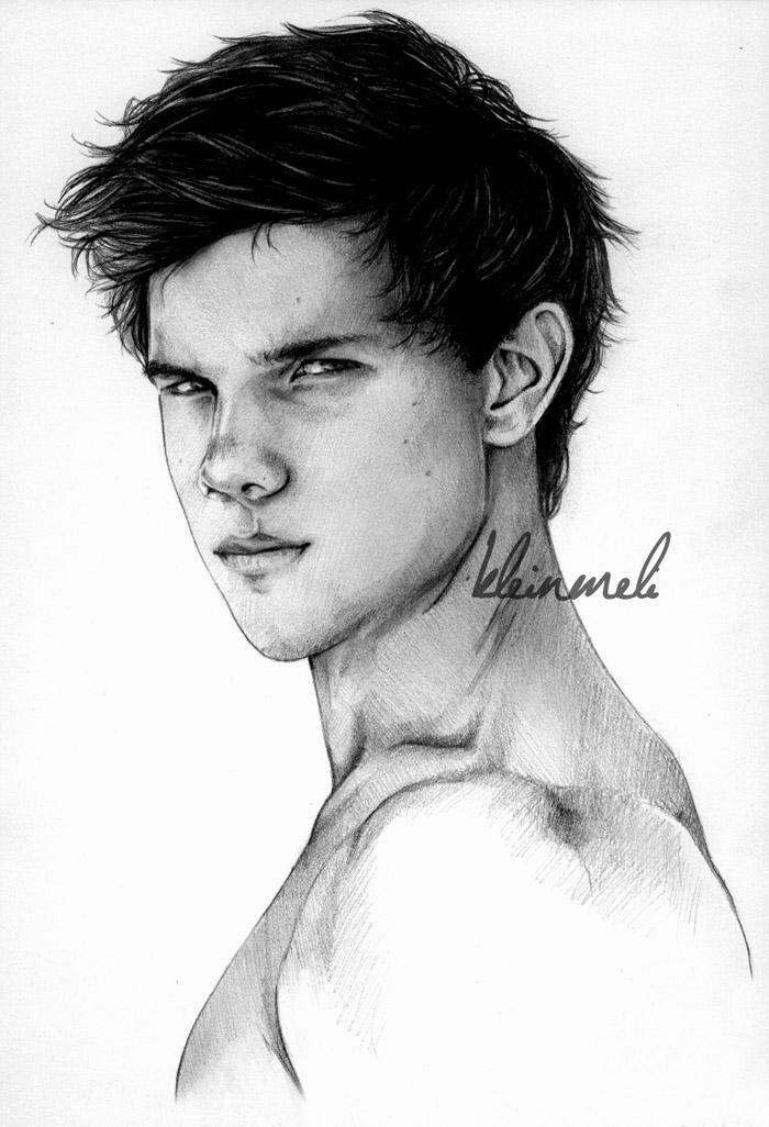Taylor Lautner by kleinmeli