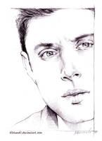 Dean Winchester by kleinmeli