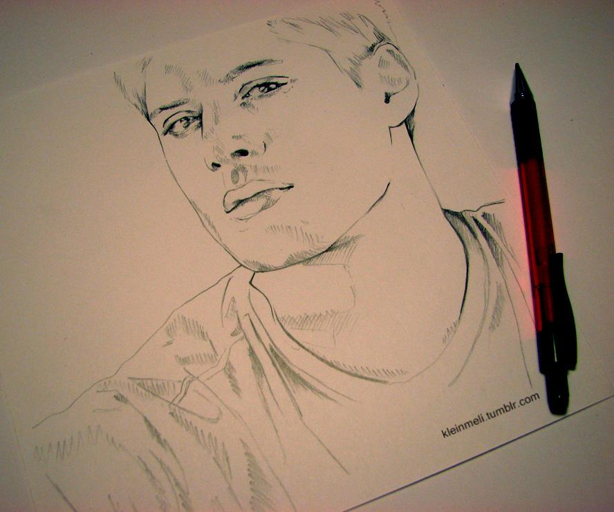 Dean Winchester Nr.1 by kleinmeli
